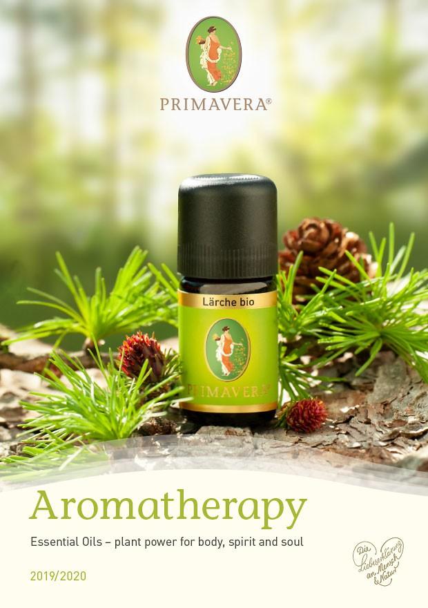 Aromatherapy Catalog 2019/2020