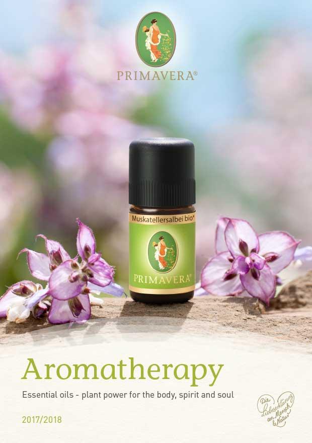 Aromatherapy Catalog 2017/2018