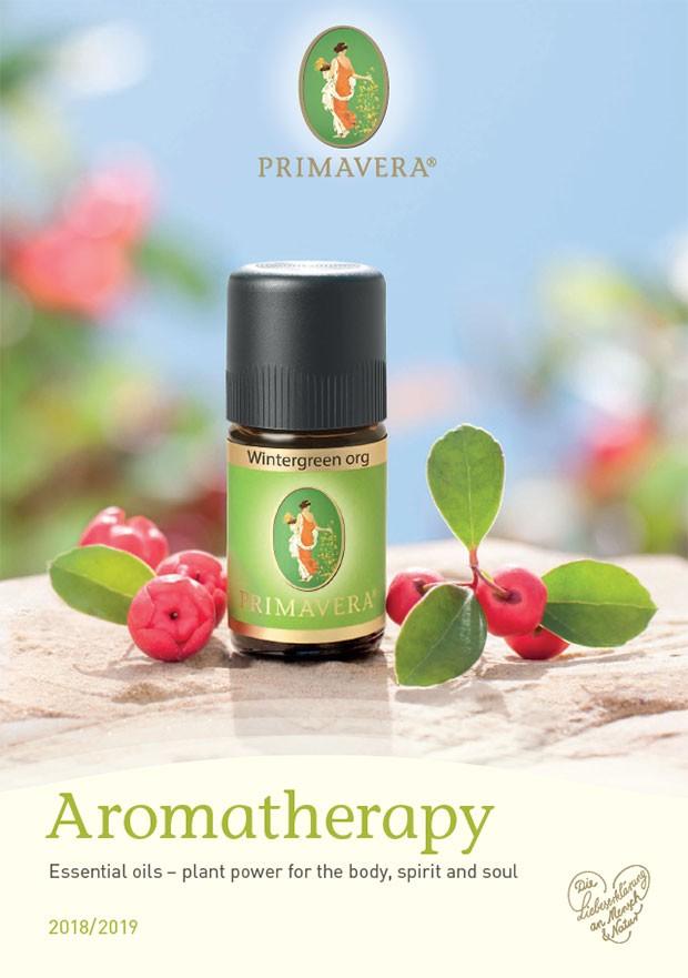 Aromatherapy Catalog 2018/2019