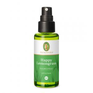 Happy Lemongrass Raumspray bio
