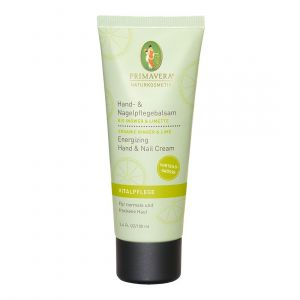 Energizing Ginger Lime Hand Cream