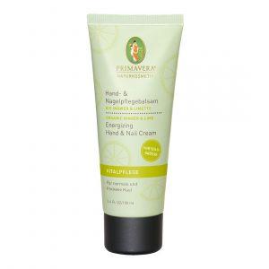 Energizing Ginger Lime Hand Cream