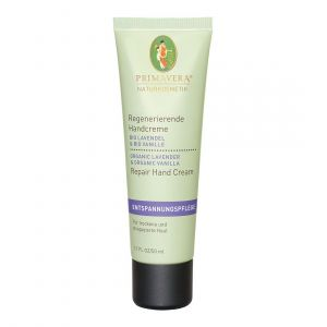 Regenerierende Handcreme Bio Lavendel & Bio Vanille