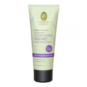 Regenerierende Handcreme Bio Lavendel & Bio Vanille Bonussize