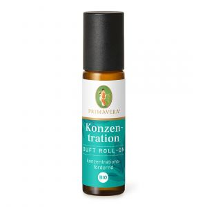 Konzentration Duft Roll-On bio