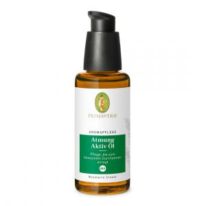 Aromapflege Atmung Aktiv Öl bio