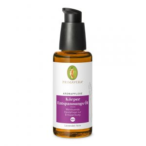 Aromapflege Körper Entspannungs Öl bio