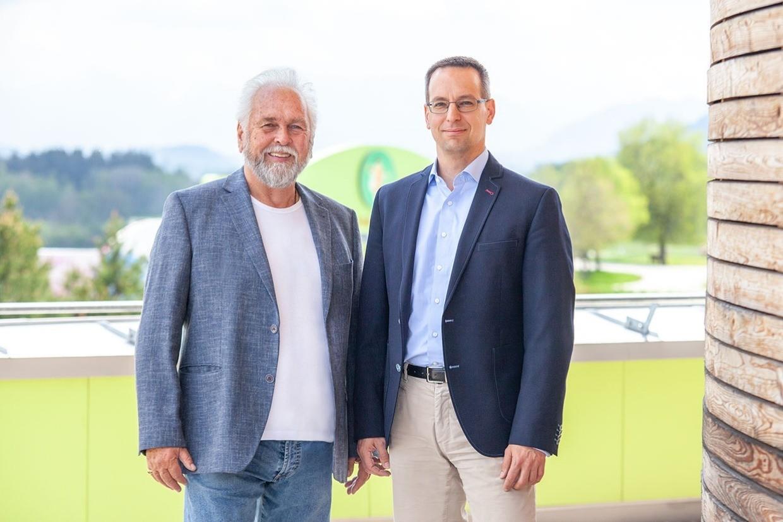 Kurt L. Nübling und Martin Frevert