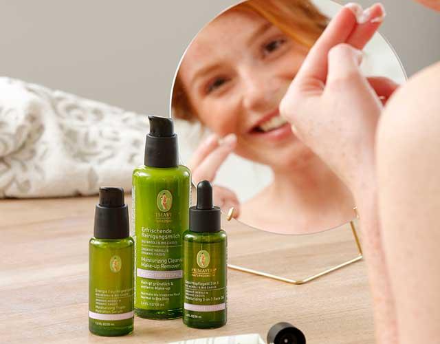 Der PRIMAVERA Hautpflege-Berater