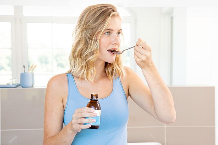 Natürliche Mundhygiene