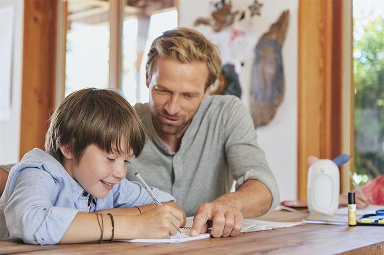 WEBinar Starke Zeit zu Hause mit Kindern