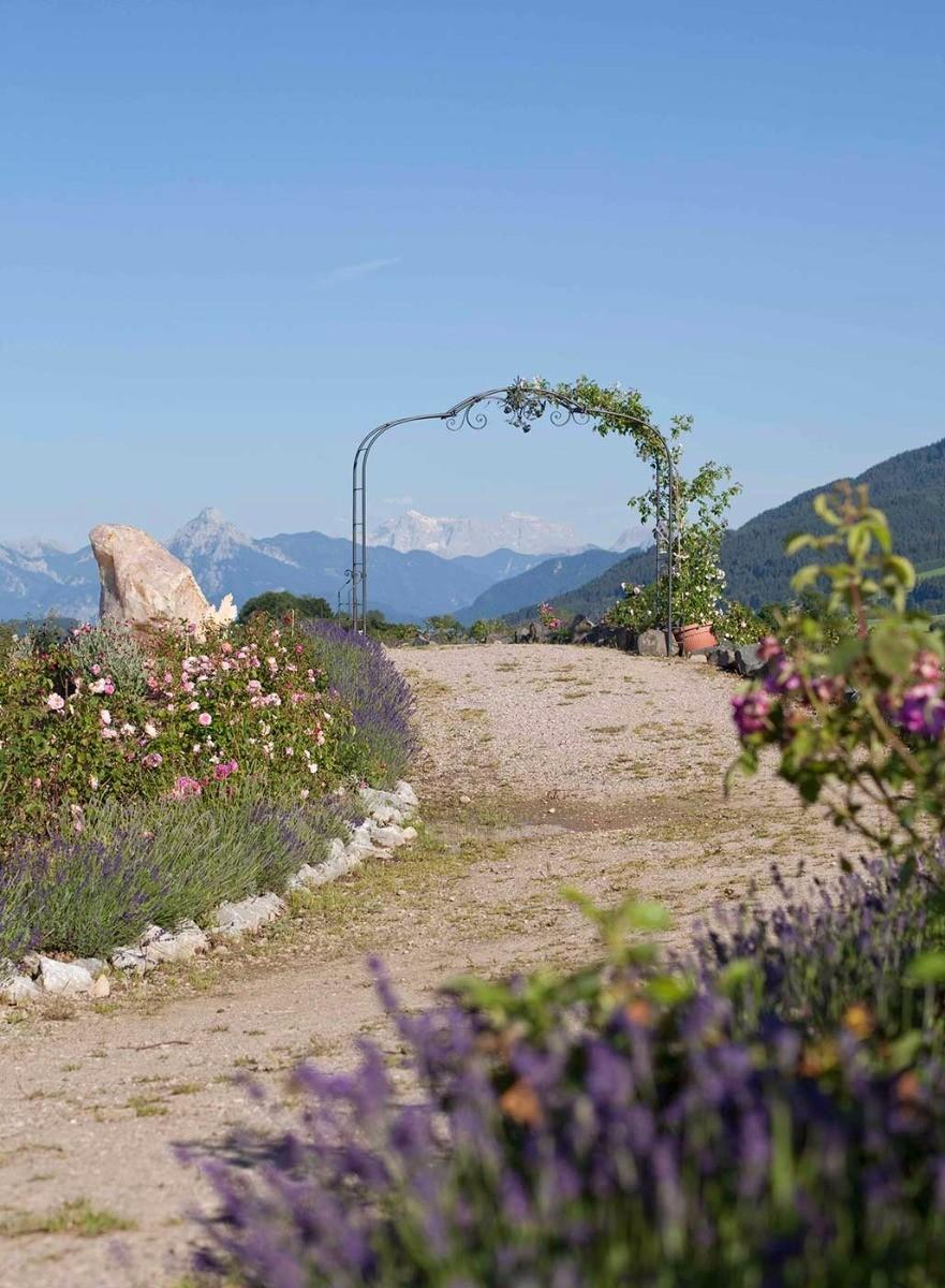 Das PRIMAVERA Naturparadies - Garten