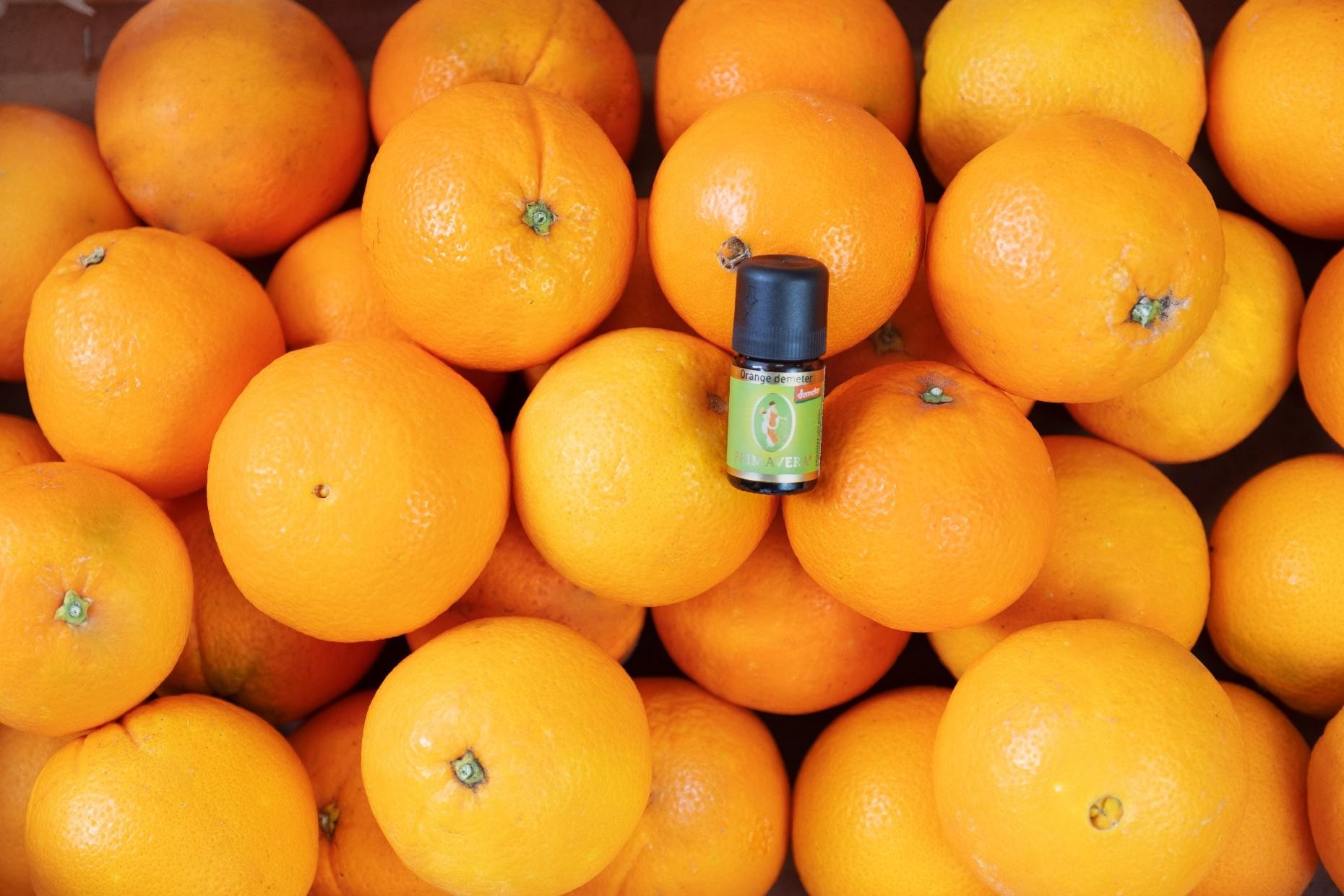 Orange demeter