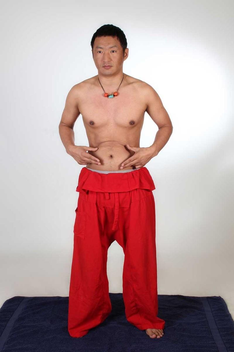 Tibetisches Atem-Yoga mit Chumba Lama