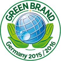 GREEN BRANDS GERMANY 2015/2016
