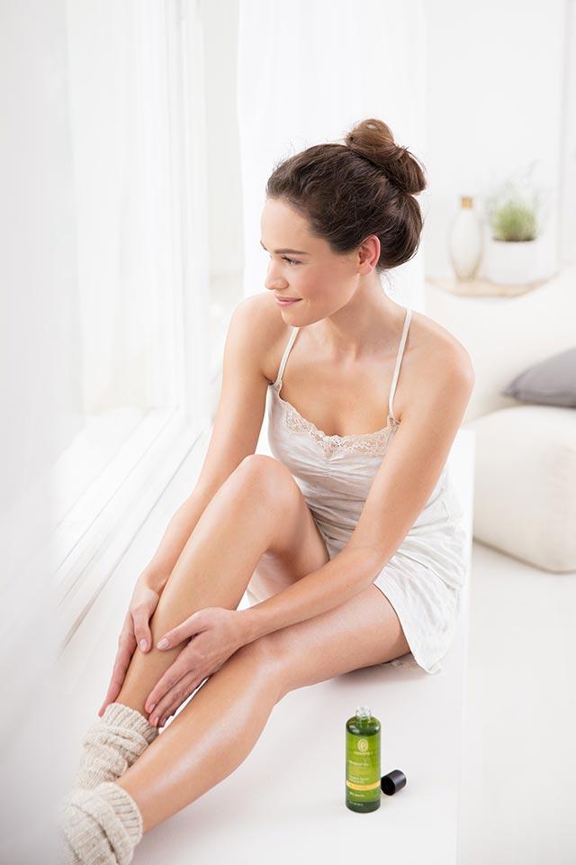 Hautpflege mit PRIMAVERA Bio-Pflegeölen