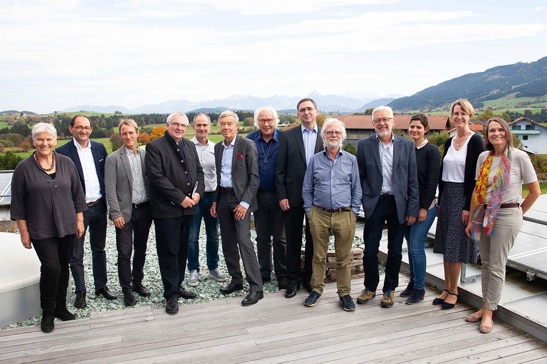 Mitglieder des wissenschaftlichen Kuratoriums
