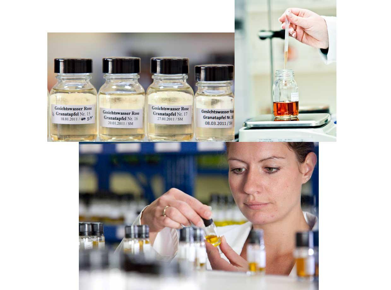 Physikalisch-chemische Analyse