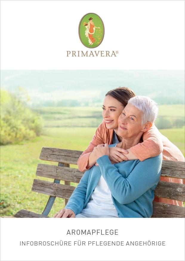 PRIMAVERA Aromapflege Infobroschüre für pflegende Angehörige