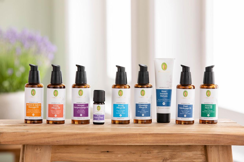 Körperliche Anwendungen – Aromapflege zuhause