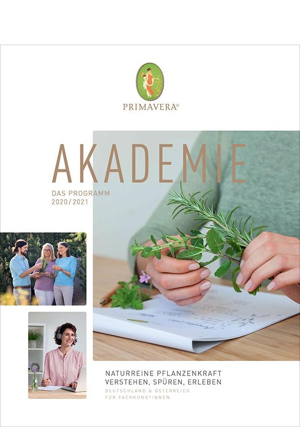 PRIMAVERA AKADEMIE Programm 2020/2021
